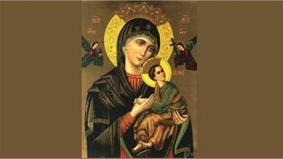 mother of perpetual help prayer