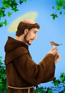 Saint Francis Prayer
