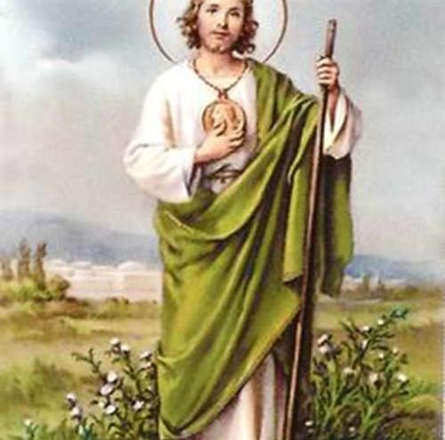 Patron saint of dating