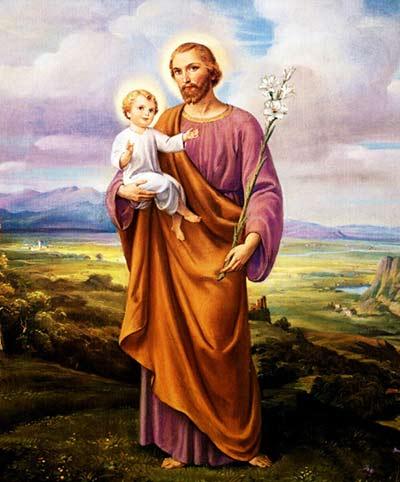 Saint Joseph Prayer