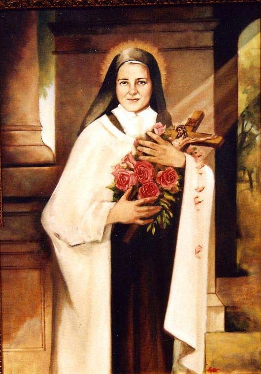 PRAYER TO SAINT THERESE