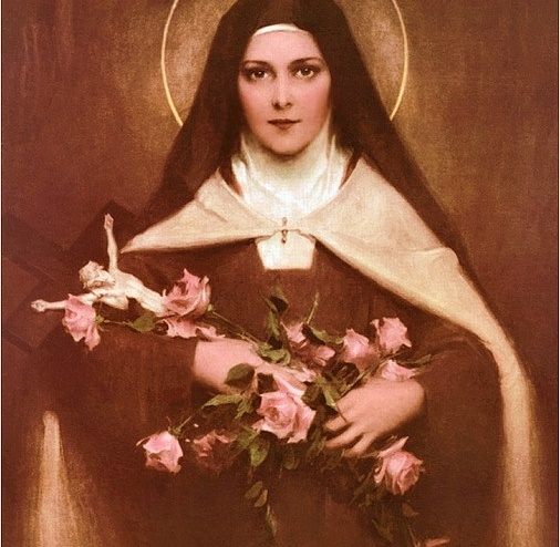 Prayer to Saint Theresa For Healing