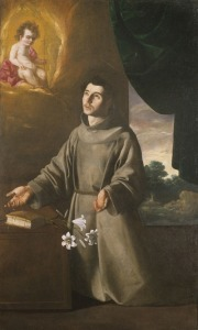 The Chaplet of Saint Anthony