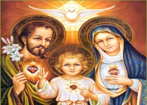 Novena To The Holy Family