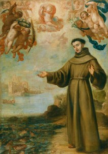 Prayer to St. Anthony of Padua