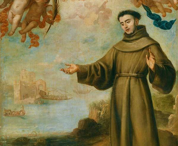 Prayer to St. Anthony of Padua