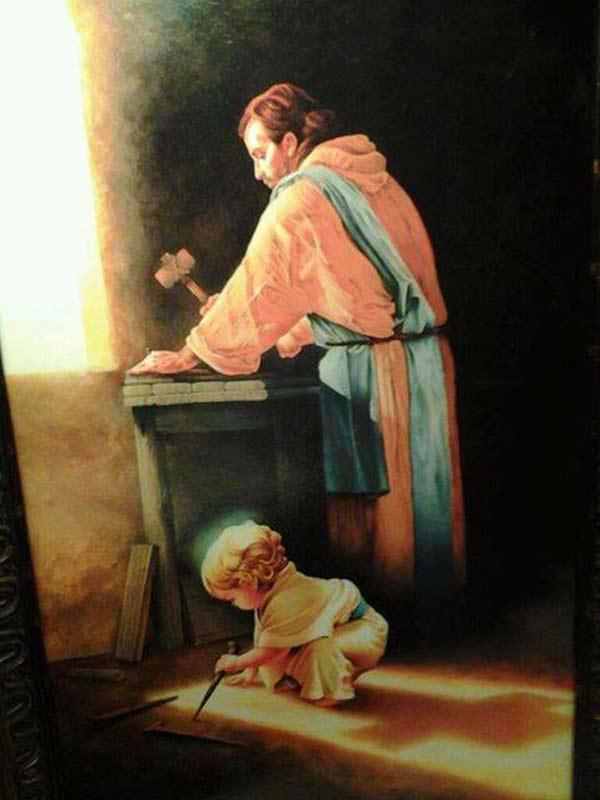 Prayer to St. Joseph for Employment