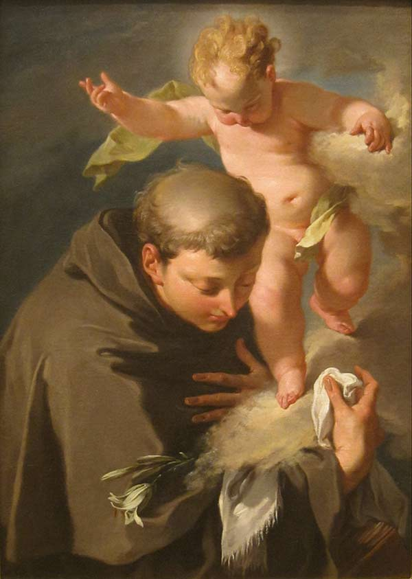 PRAYER TO ST. ANTHONY FOR PROTECTION AGAINST DANGER