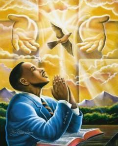 Morning prayer before work