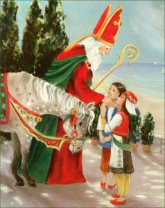 Prayer To Saint Nicholas