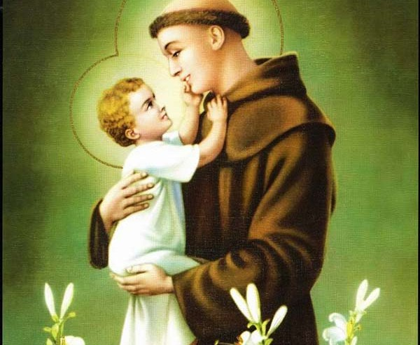 A STUDENT PRAYER TO SAINT ANTHONY