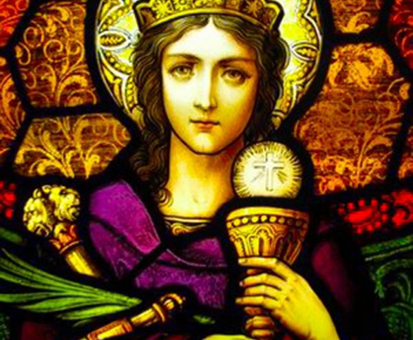 Prayer to Saint Barbara