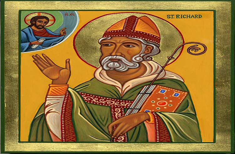 The Prayer of St. Richard