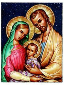 The Holy Family Prayer