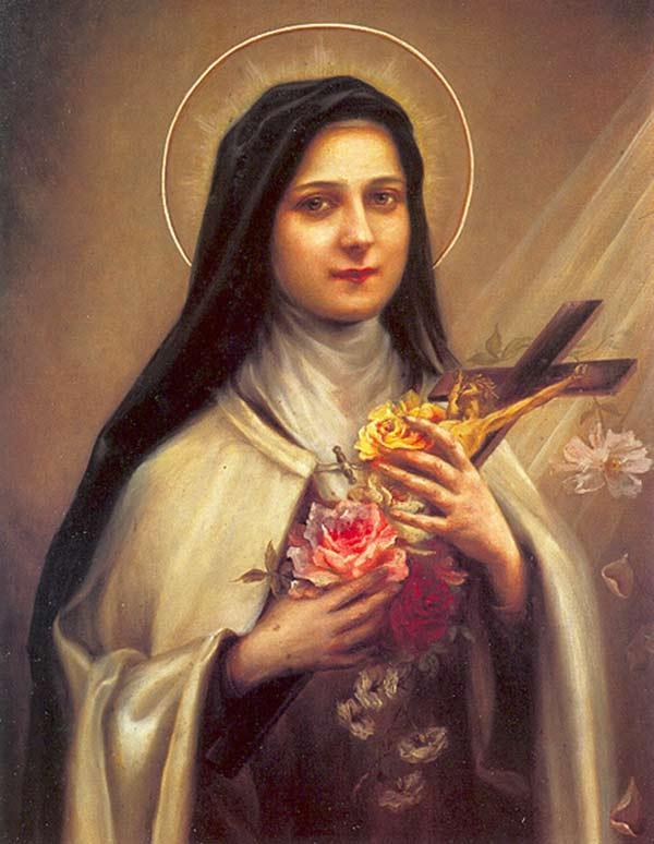 NOVENA PRAYER TO ST THÉRÈSE