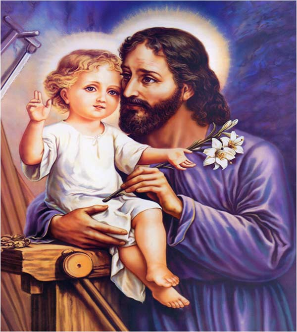 Prayer For Our Children To Saint Joseph