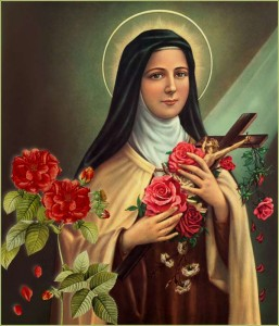 Prayer To Saint Therese For Students