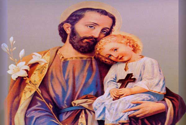ACT OF CONSECRATION TO ST. JOSEPH