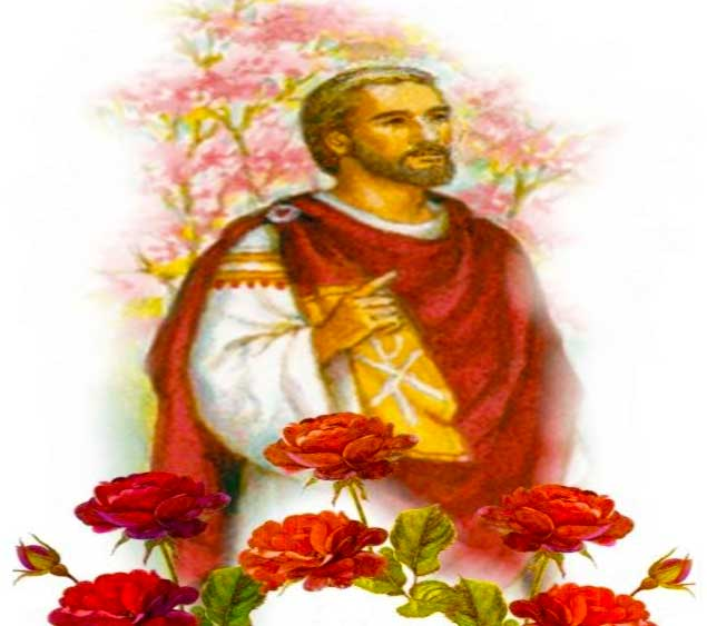 Saint Valentine Prayer