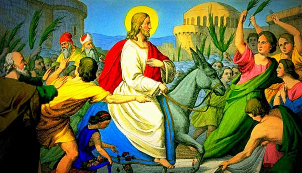 Palm Sunday Prayer