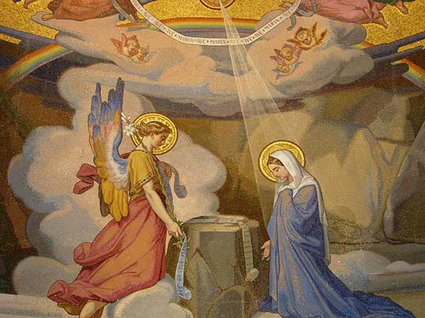 Prayer on the Feast of the Annunciation