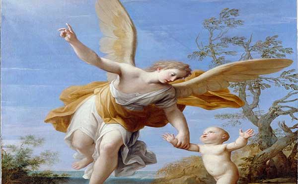 AN ANCIENT GUARDIAN ANGEL PRAYER