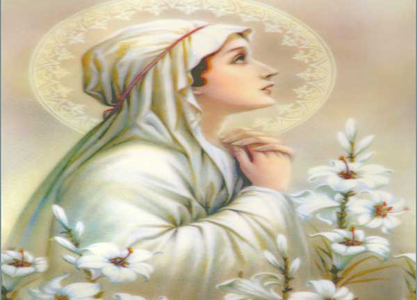 Our Lady Of Virtues