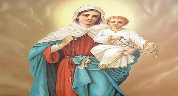 Prayer Petition To Mary For The Suffering Souls