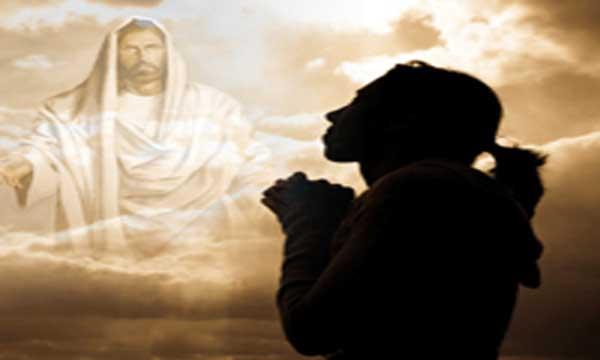 Prayer for souls in purgatory