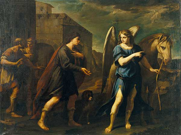 Prayer to St. Raphael, Angel of Happy Meetings