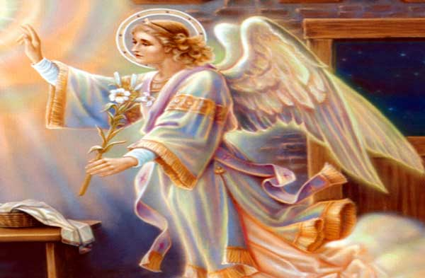 Prayer to St. Gabriel, the Archangel