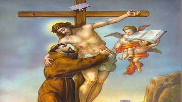 Prayer of Total Self-Giving by St Francis of Assisi
