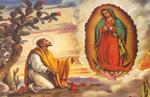 PRAYER TO OUR LADY OF GUADALUPE AGAINST NERVOUSNESS