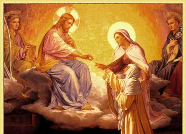 Novena to Mary with St. Catherine of Siena