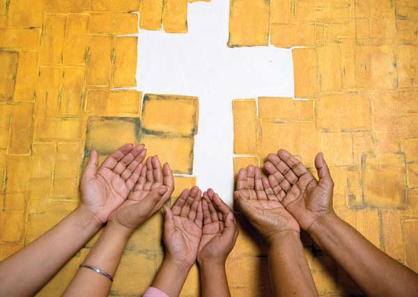 PRAYER FOR CHRISTIAN UNITY