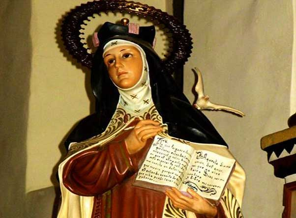 Prayers to St. Teresa of Avila