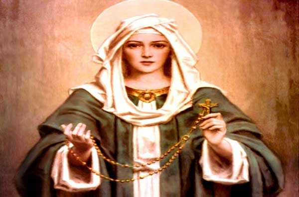 Rosary Madonna