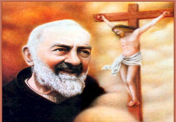 Healing And Keeping Prayer by Padre Pio