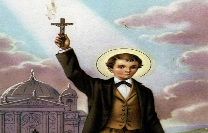 Prayer to Saint Dominic Savio