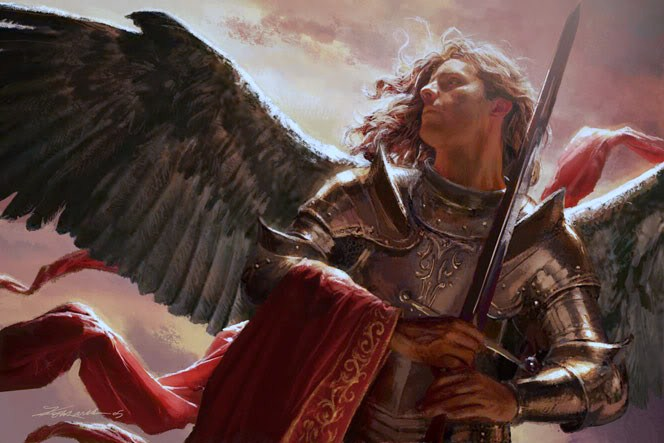PRAYER TO SAINT MICHAEL FOR POWERFUL AID