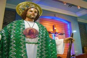 Unfailing Prayer to Saint Jude