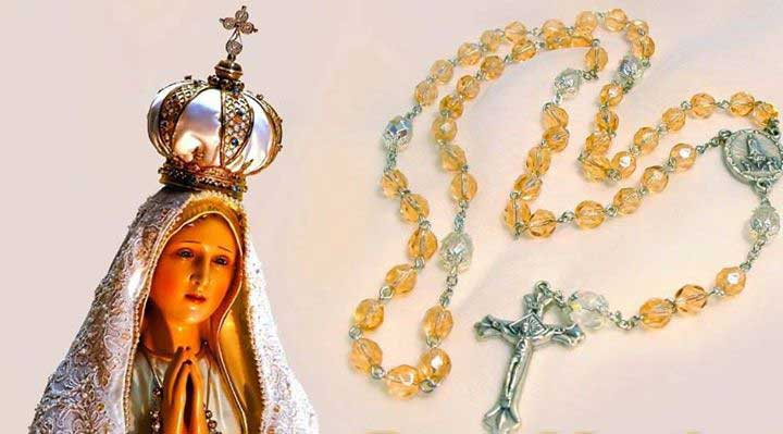 The Queen Of The Most Holy Rosary
