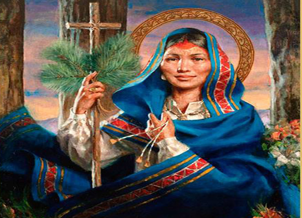 Payer to Saint Kateri Tekakwitha