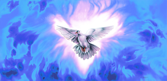 ACT OF CONSECRATION TO THE HOLY SPIRIT