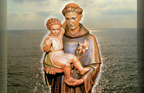 Prayer To Saint Anthony