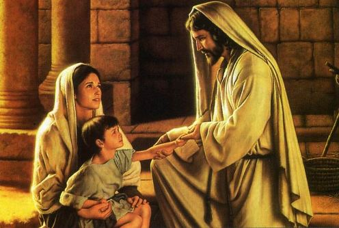 PRAYER FOR THOSE FEELING HURT OR INJURED