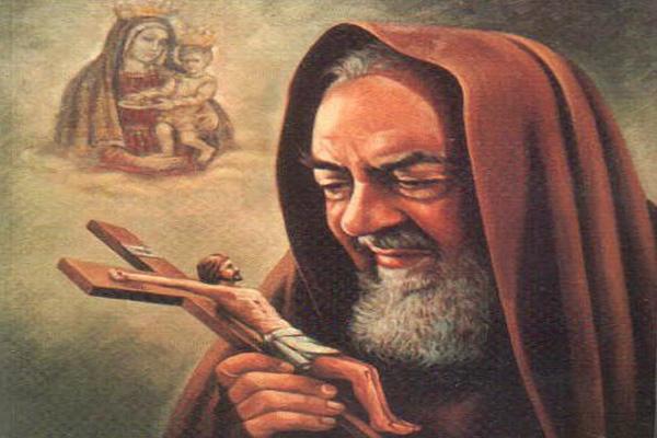 Prayer to Padre Pio For Healing