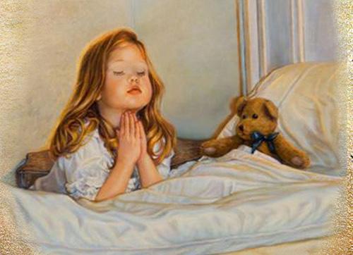Prayer For Peaceful Sleep