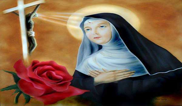 PRAYER TO ST. RITA FOR HEALING