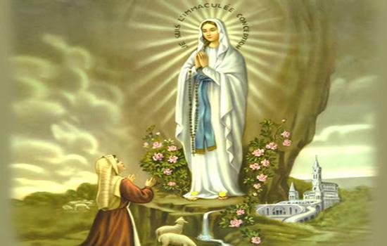 SAINT BERNADETTE OF LOURDES PRAYER